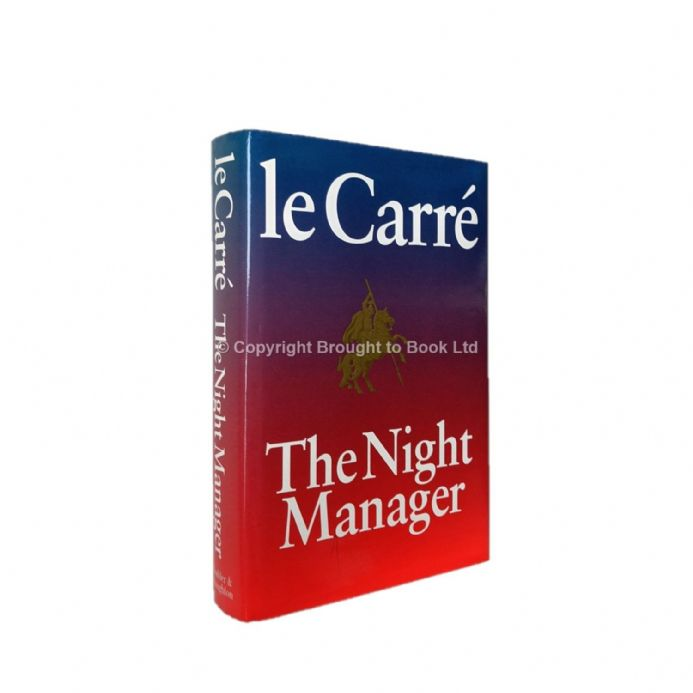 The Night Manager Signed by John le Carré First Edition Second Impression Hodder & Stoughton 1993